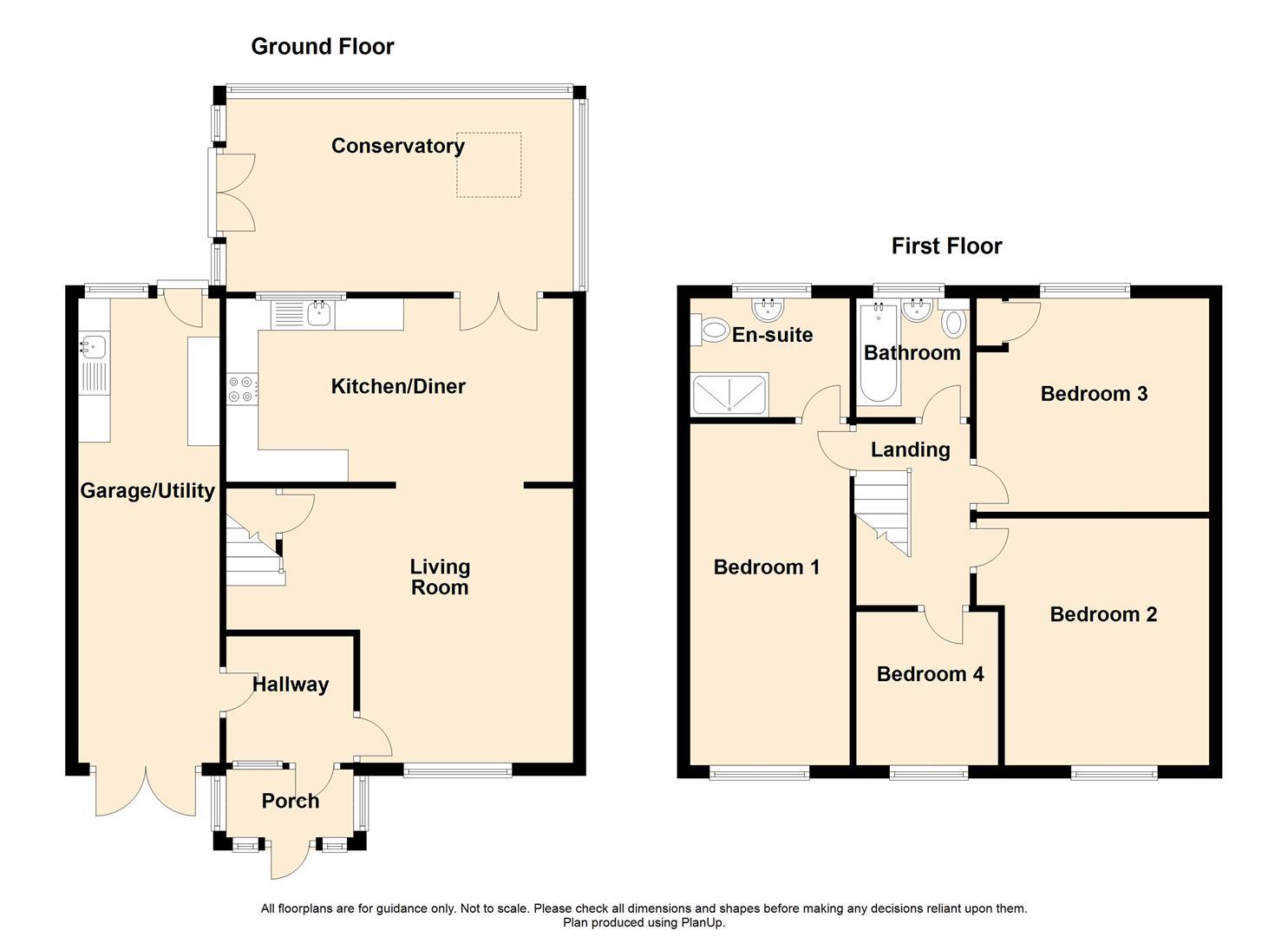 4 Bedroom Semi-detached House For Sale - 22 Dobbin Close, Rossendale.jpg